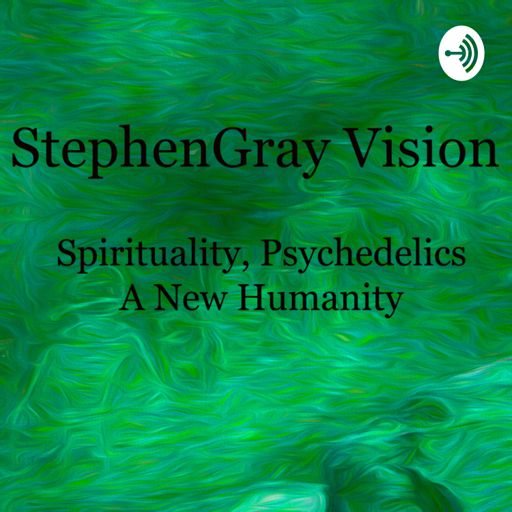 Cover art for podcast StephenGray Vision