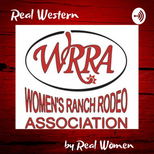 Cover art for podcast Women's Ranch Rodeo