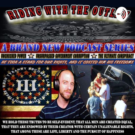 Cover art for podcast Riding with The Outlaw