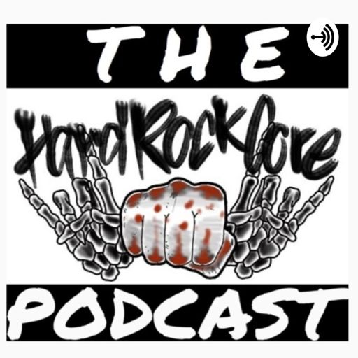 Cover art for podcast the HardRockCore Podcast