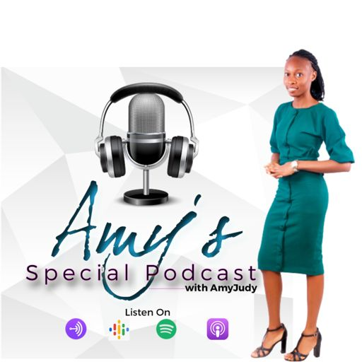 Cover art for podcast Amy's Special Podcast