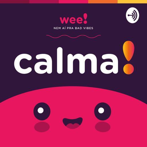 Cover art for podcast calma!