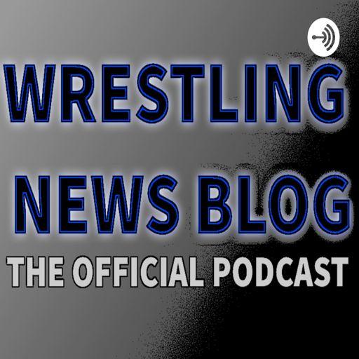 Cover art for podcast Wrestling News Blog Podcast