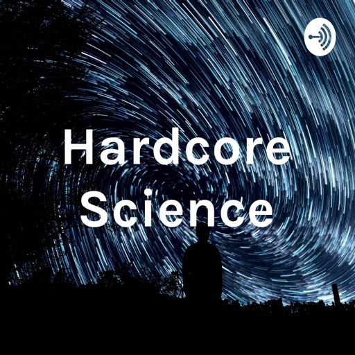 Cover art for podcast Hardcore Science