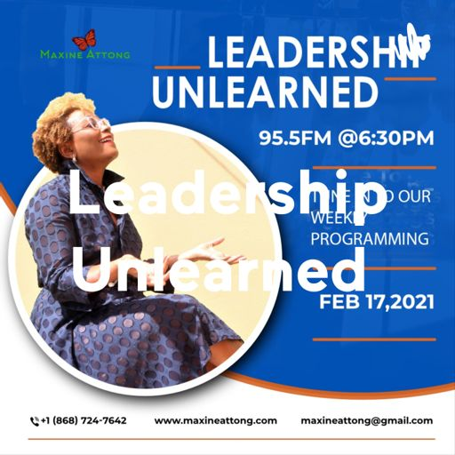Cover art for podcast LEADERSHIP UNLEARNED