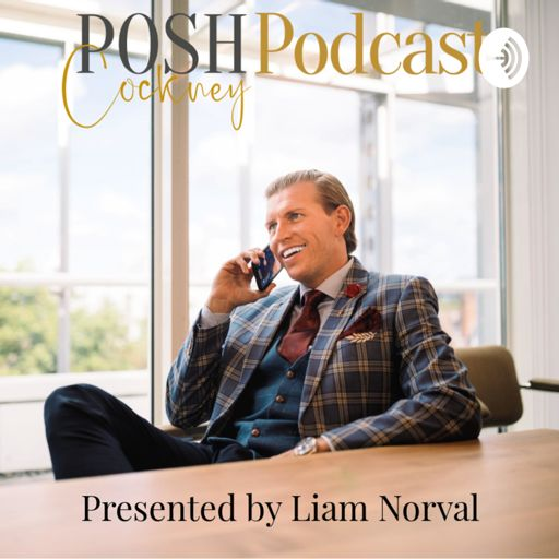 Cover art for podcast Posh Cockney Podcast