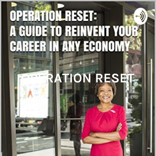 Cover art for podcast RESET YOUR CAREER IN ANY ECONOMY
