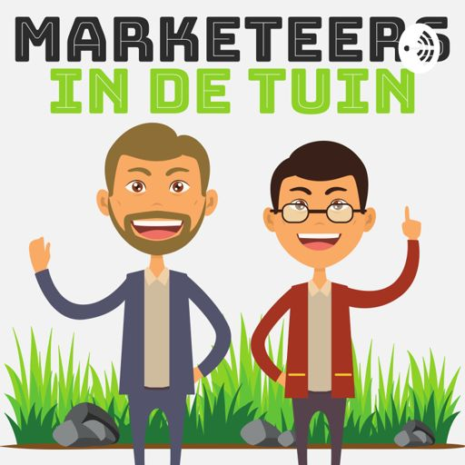 Cover art for podcast Marketeers in de tuin