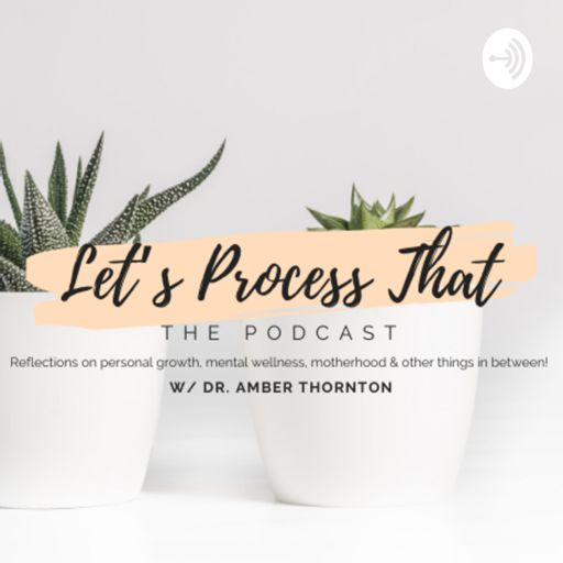 Cover art for podcast Let's Process That