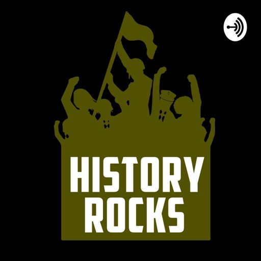 Cover art for podcast History Rocks