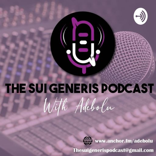 Cover art for podcast The Sui Generis Podcast