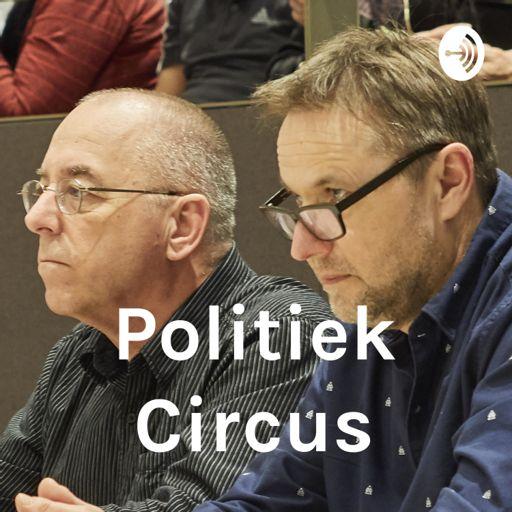 Cover art for podcast Politiek Circus