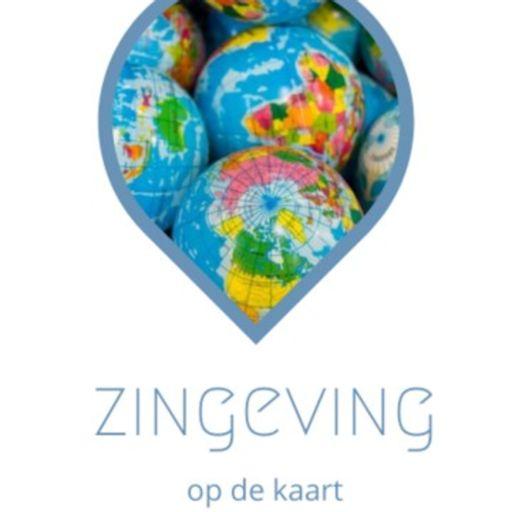 Cover art for podcast Zingeving Op De Kaart