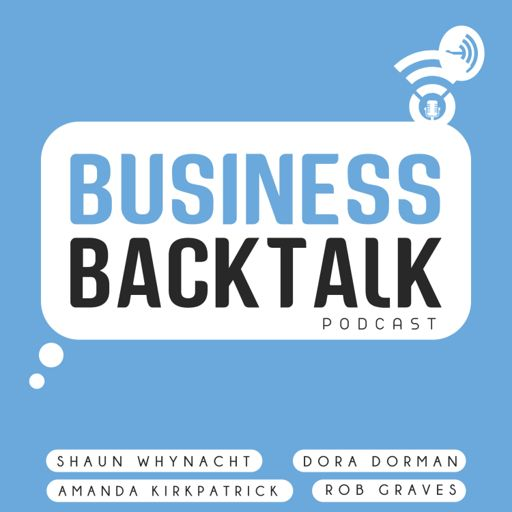 Cover art for podcast Business BackTalk