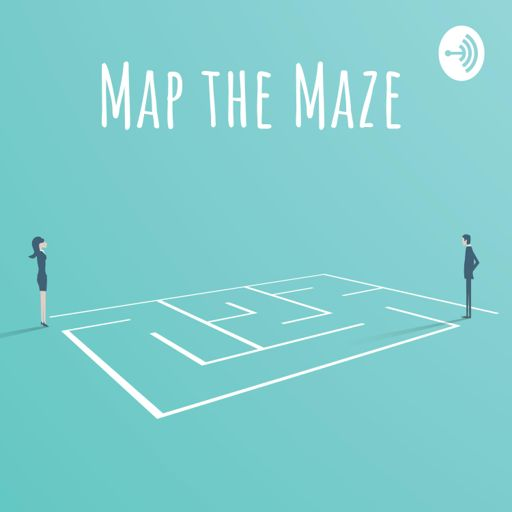 Cover art for podcast Map the Maze