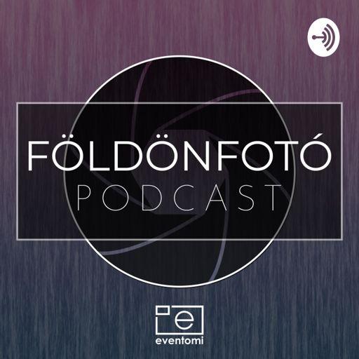 Cover art for podcast Földönfotó Podcast