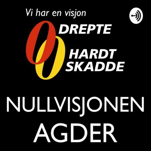 Cover art for podcast Nullvisjonen Agder