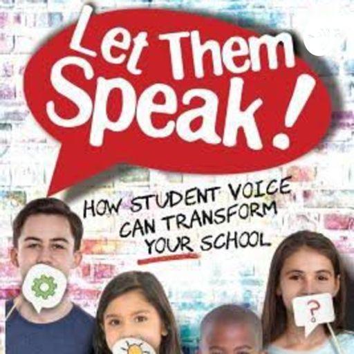 Cover art for podcast Let Them Speak