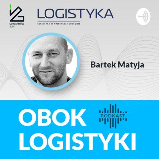 Cover art for podcast Obok Logistyki