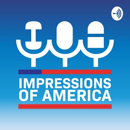 Cover art for podcast Impressions of America: History Podcast
