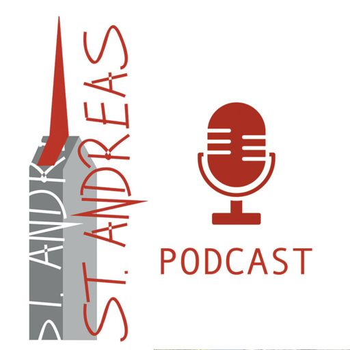 Cover art for podcast St. Andreas Podcast