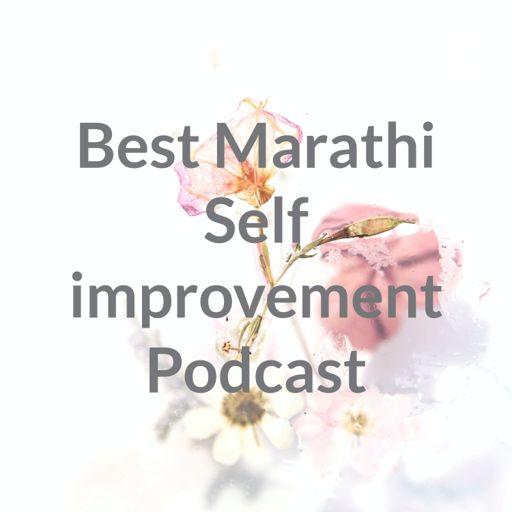 Cover art for podcast Best Marathi Self improvement Podcast