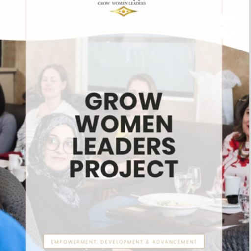 Cover art for podcast Grow Women Leaders Podcast with Tracy Barry