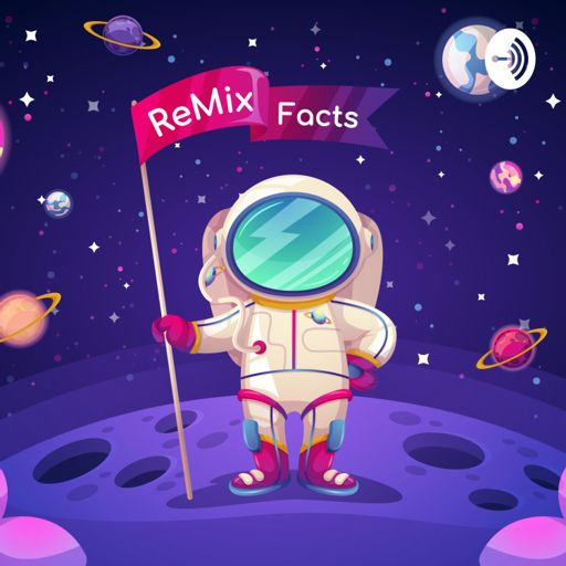 Cover art for podcast ReMix Facts