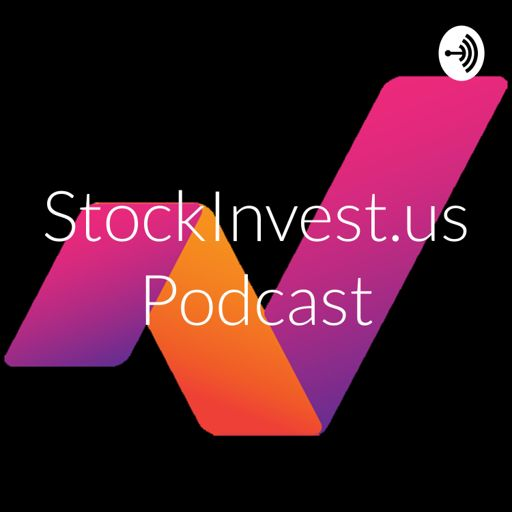 Cover art for podcast StockInvest.us Stock Podcast
