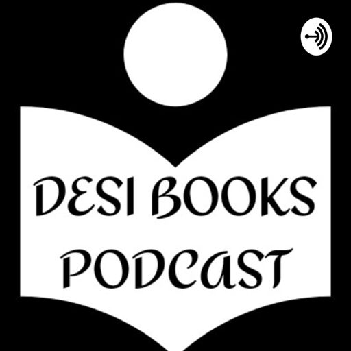 Cover art for podcast Desi Books