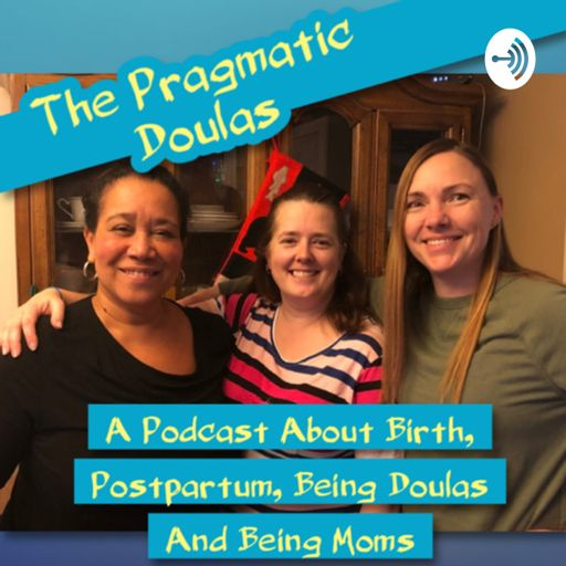 Cover art for podcast The Pragmatic Doulas