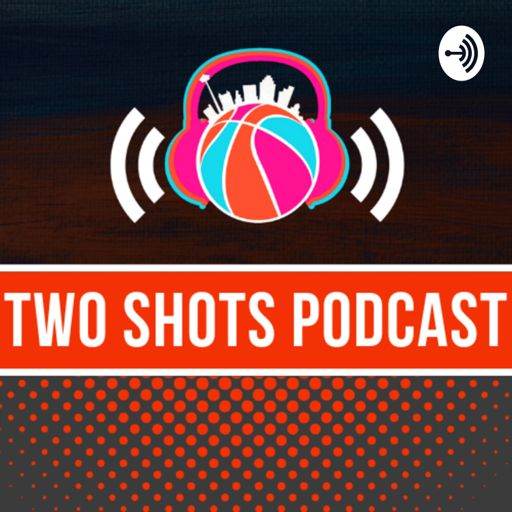 Cover art for podcast Two Shots Podcast