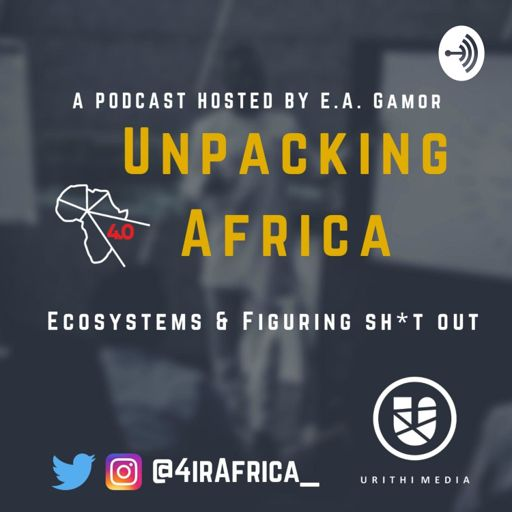 Cover art for podcast Unpacking Africa