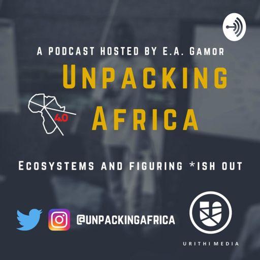 Cover art for podcast Unpacking Africa