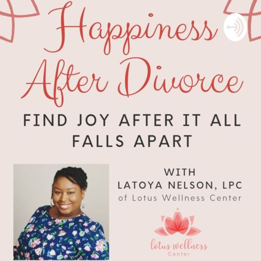Cover art for podcast Happiness After Divorce