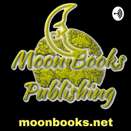 Cover art for podcast Moon Books Publishing
