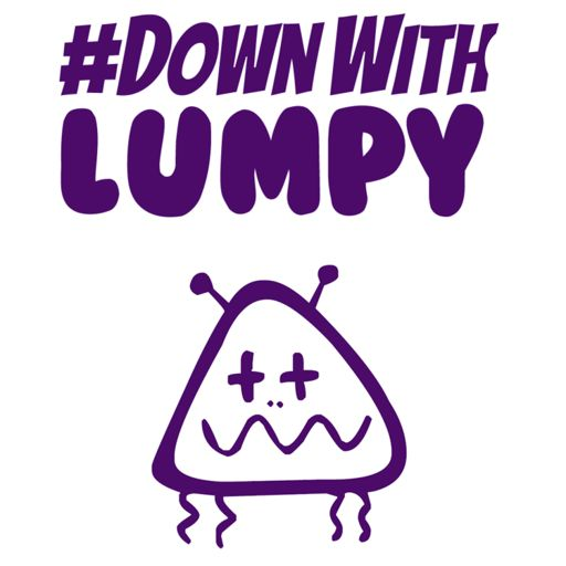 Cover art for podcast Down With Lumpy - My Hodgkin's Lymphoma Cancer Fight