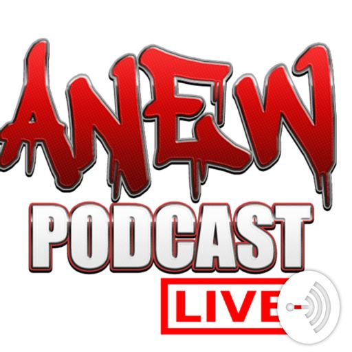 Cover art for podcast ANEW podcast