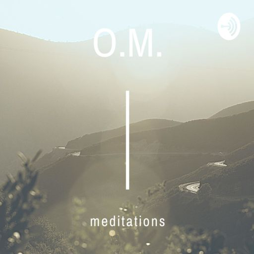Cover art for podcast O.M. meditations