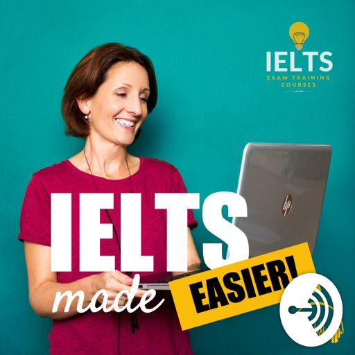 Cover art for podcast IELTS Made Easier
