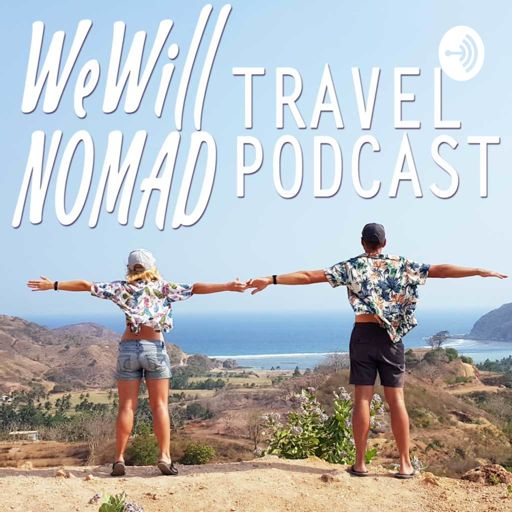 Cover art for podcast WeWillNomad Travel Podcast