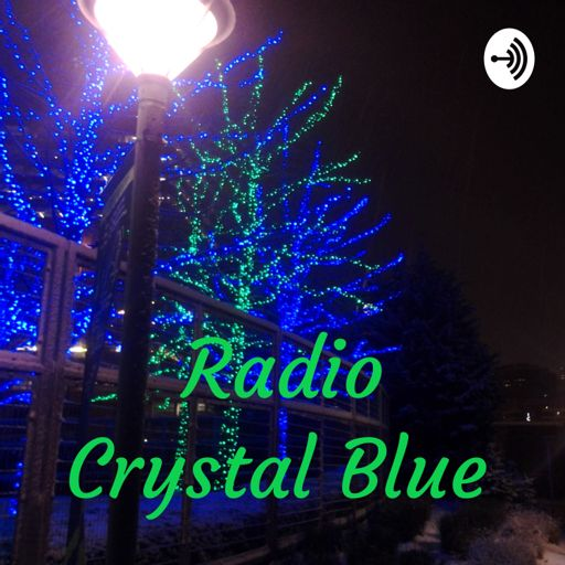 Cover art for podcast Radio Crystal Blue