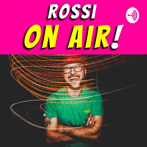 Cover art for podcast Rossi on air! - Der Hochzeitsfotografie-Podcast!
