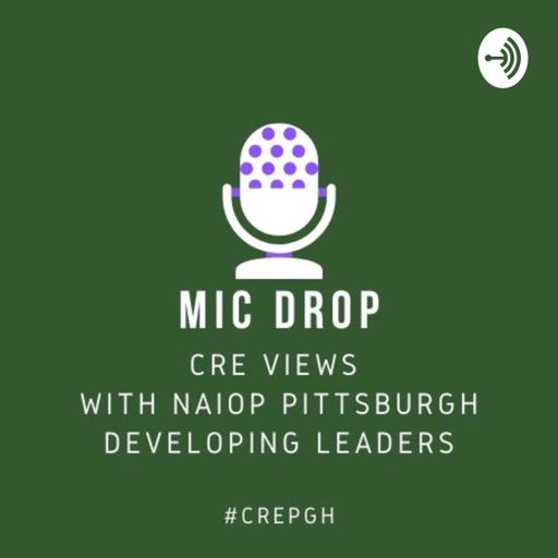 Cover art for podcast CRE Views with NAIOP Pittsburgh's Developing Leaders
