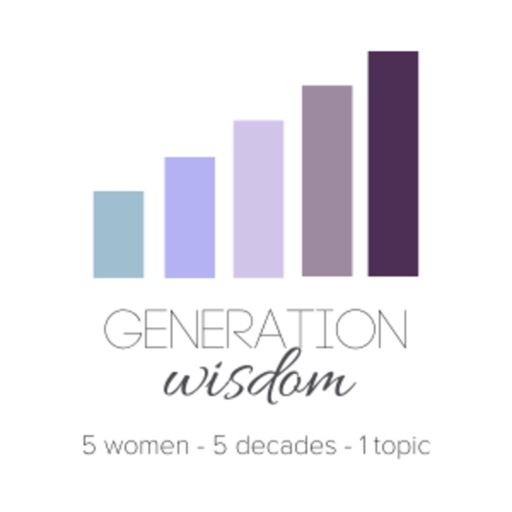 Cover art for podcast Generation Wisdom with Sami Cone: Age-Based Interviews w/ Favorite Female Authors, Speakers & Singer