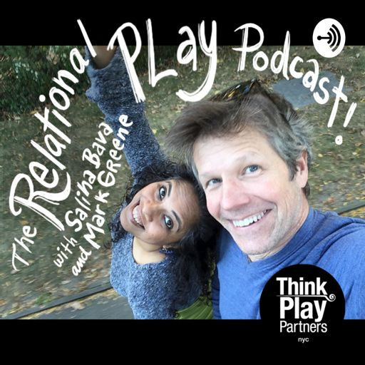 Cover art for podcast Relational Play Podcast from ThinkPlay Partners