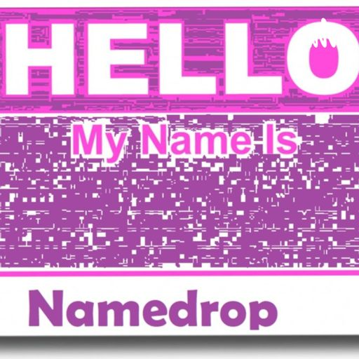 Cover art for podcast Namedrop - Your Name