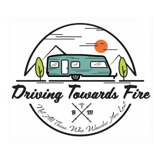 Cover art for podcast Driving Towards FIRE - Alternate Lifestyles for FI