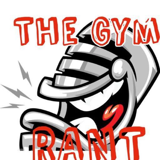 Cover art for podcast The Gym Rant: Fitness Humor