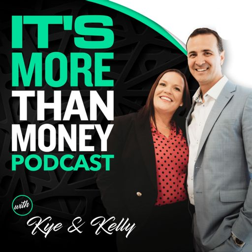 Cover art for podcast It's More Than Money